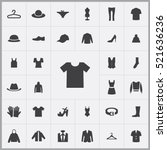 T Shirt Icon. Clothes Icons...