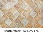 it is brown ceramic tile... | Shutterstock . vector #521699176