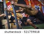 active people sport workout...   Shutterstock . vector #521759818