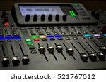 The Audio Equipment  Control...