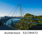 photo of the sky bridge symbol... | Shutterstock . vector #521784472