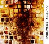 seamless mosaic background | Shutterstock . vector #52180777
