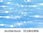 set of abstractions picture.... | Shutterstock . vector #521861806