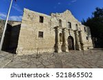 The Alamo At San Antonio In...