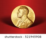 Nobel prize. the award of the...