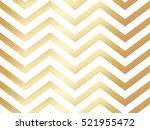 trendy  golden  chevron... | Shutterstock .eps vector #521955472