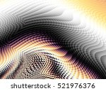 abstract fractal background.... | Shutterstock . vector #521976376