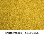 background from yellow millet... | Shutterstock . vector #52198366