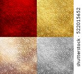shiny backgrounds set with... | Shutterstock .eps vector #522015652