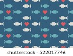 sea and nautical backgrounds in ... | Shutterstock .eps vector #522017746
