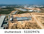 land development industrial... | Shutterstock . vector #522029476