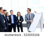 Business People At Presentatio...