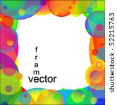 balls in square | Shutterstock .eps vector #52215763
