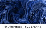 abstract painting. trendy... | Shutterstock . vector #522176446