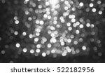 silver glitter christmas