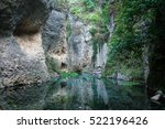 the small lake near the... | Shutterstock . vector #522196426