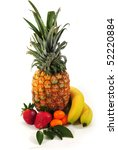 fruits | Shutterstock . vector #52220884