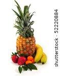 fruits | Shutterstock . vector #52220884