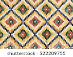 Colorful Tiles On The Wall....