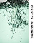 chemical test tube . medical...   Shutterstock . vector #52221523