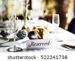 restaurant chilling out classy... | Shutterstock . vector #522241738