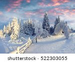 Frosty Winter Morning In...