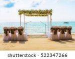 Wedding On The Beach . Wedding...