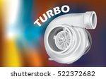 turbo   Shutterstock .eps vector #522372682