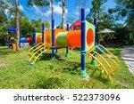 Children's Colorful Playground...
