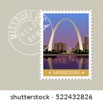 Missouri Postage Stamp Design...