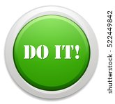 do it button | Shutterstock .eps vector #522449842