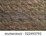 coffee foam close up | Shutterstock . vector #522493792