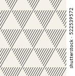 vector seamless pattern. modern ... | Shutterstock .eps vector #522539572