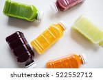healthy eating  drinks  diet... | Shutterstock . vector #522552712