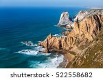 Ocean Meets Cliffs Of Cabo Da...