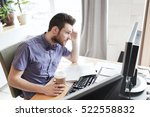 business  startup and people...   Shutterstock . vector #522558832