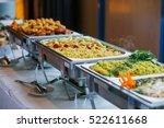 food wedding catering  | Shutterstock . vector #522611668