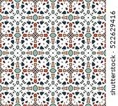 pattern for print  web design ...   Shutterstock .eps vector #522629416