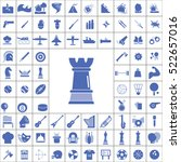 universal icons set. armor...