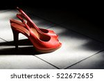 Red Shoes With Heels Women