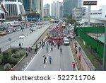 kuala lumpur  malaysia  ... | Shutterstock . vector #522711706