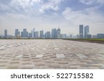 panoramic skyline and buildings ... | Shutterstock . vector #522715582