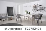 diy couch sofa  pallet ... | Shutterstock . vector #522752476