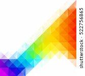 Colorful Grid Mosaic Backgroun...