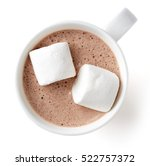 Cocoa Drink With Marshmallows...