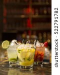drinks | Shutterstock . vector #522791782
