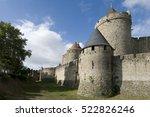 carcassonne  francia. september ... | Shutterstock . vector #522826246