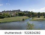 Carcassonne  Francia. Septembe...