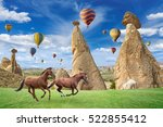 Hot Air Ballooning Is Most...