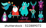 hand drawn characters for... | Shutterstock .eps vector #522889072